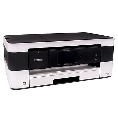 Brother MFCJ4620DW Business Smart Colour Inkjet All-in-One Printer, NFC Capability