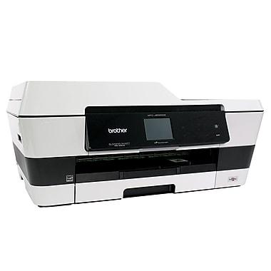 Brother – Imprimante jet d'encre sans fil couleur tout-en-un MFC-J6520DW