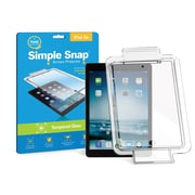 Simple Snap® Tempered Glass Screen Protector for Apple iPad Air 1 & 2 High Definition (HD) Tempered Glass