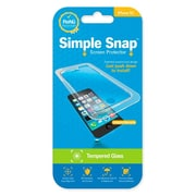 Simple Snap® Tempered Glass Screen Protector for Apple iPhone 5C Plus High Definition (HD) Tempered Glass