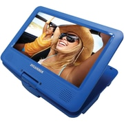 "Sylvania 9"" Portable DVD Players With 5-hour Battery (blue)"