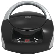 Sylvania Portable CD Boom Box With AM/FM Radio