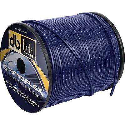 DB Link Strandflex Blue Speaker Wire 12 Gauge 250ft