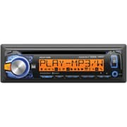Dual Single-din In-dash CD AM/FM Receiver With Built-in Bluetooth, Direct USB Control For iPhone/iPod & RGB Custom Colors