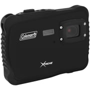Coleman 12.0 Megapixel Minixtreme HD Video Waterproof Digital Camera Kit (black)