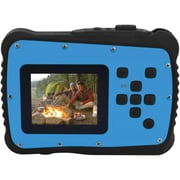 Coleman 12.0 Megapixel Minixtreme HD Video Waterproof Digital Camera Kit (blue)