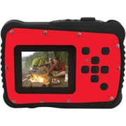 Coleman 12.0 Megapixel Minixtreme HD Video Waterproof Digital Camera Kit (red)