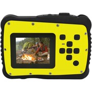 Coleman 12.0 Megapixel Minixtreme HD Video Waterproof Digital Camera Kit (yellow)