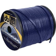 DB Link Strandflex Blue Speaker Wire (10 Gauge, 100ft)