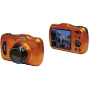 Coleman 20.0 Megapixel Xtreme4 HD Video Waterproof Digital Camera (orange)