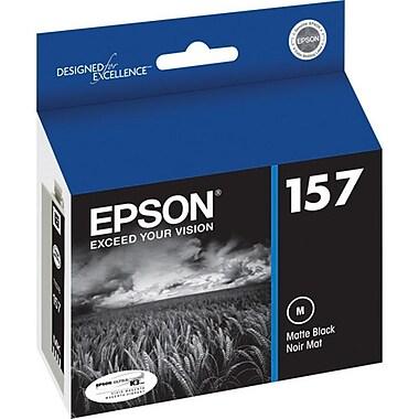 Epson – Cartouche d'encre noir mat 157 (T157820)