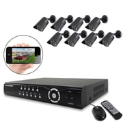 SecurityMan, NDVR-500K, 8 Cam network DVR 500GB