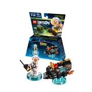 LEGO Dimensions Fun Pack, Back to the Future, Doc Brown, (883929469666)