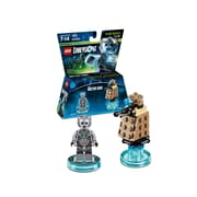 LEGO Dimensions Fun Pack, Dr Who, Cyberman, (883929469680)