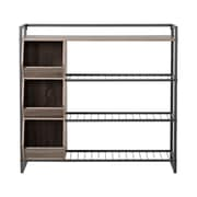 Homestar 4-Shelf Shoe Rack, (Z1510473)