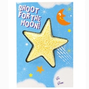 Educational Insights Playfoam® Greeting Cards, Set of 4 Encouragement Cards, Star Design (1923S)