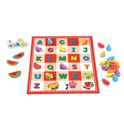 Learning Resources Learning Essentials™ ABC & 123 Picnic Activity Set (LER7730)