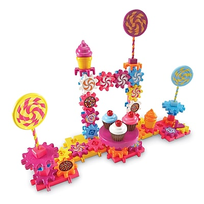 Learning Resources Gears! Gears! Gears! Sweet Shop Building Set (LER9215) 2140284