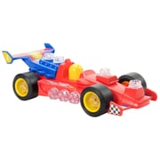 Educational Insights Design & Drill® Power Play Vehicle Race Car (4131)