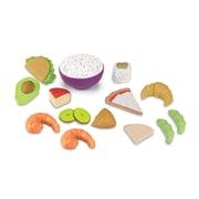 New Sprouts® Multicultural Food Set, 15 piece (LER7712)