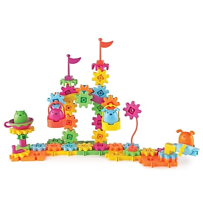 Learning Resources Gears! Gears! Gears! Pet Playland Building Set (LER9216) 2140327
