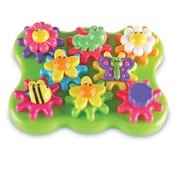 Learning Resources Learning Essentials™ Flower Garden Build & Spin