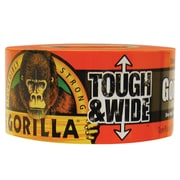 "Gorilla Duct Tape, 3"" x 30 yds., Black, 1/Case (6003001)"