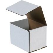 "Partners Brand Corrugated Mailers, 10"" x 8"" x 8"", White, 50/Bundle (M1088)"