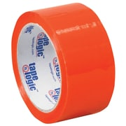 "Tape Logic Carton Sealing Tape, 2"" x 55 yds., Orange, 18/Case (T90122O18PK)"