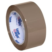 "Tape Logic Acrylic Tape, 3.5 Mil, 2"" x 55 yds., Tan, 6/Case (T901350T6PK)"