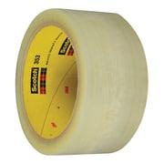 "3M™ Scotch  353 Carton Sealing Tape, 2"" x 55 yds., Clear, 6/Case (T9013536PK)"