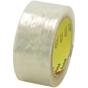 "3M™ Scotch  3723 Cold Temp. Carton Sealing Tape, 2"" x 55 yds., Clear, 6/Case (T90137236PK)"
