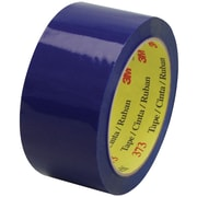 "3M™ Scotch  373 Carton Sealing Tape, 2"" x 55 yds., Blue, 6/Case (T901373B6PK)"