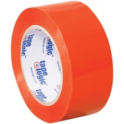 "Tape Logic Carton Sealing Tape, 2"" x 110 yds., Orange, 18/Case (T90222O18PK)"