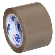 "Tape Logic Acrylic Tape, 3.5 Mil, 3"" x 55 yds., Tan, 6/Case (T905350T6PK)"