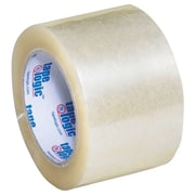 "Tape Logic #900 Hot Melt Tape, 3"" x 55 yds., Clear, 6/Case (T9069006PK)"