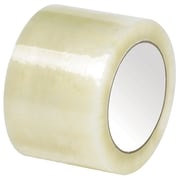 """Partners Brand Cold Temp Tape, 1.7 Mil, 3"""" x 110 yds., Clear, 6/Case (T9056151Q6PK)"""
