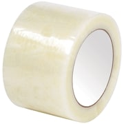 """Partners Brand Cold Temp Tape, 1.95 Mil, 3"""" x 110 yds., Clear, 6/Case (T9057151Q6PK)"""