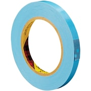 "3M™ Scotch  8896 Strapping Tape, 1/2"" x 60 yds., Blue, 12/Case (T913889612PK)"