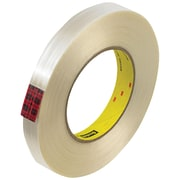 "3M™ Scotch  890MSR Strapping Tape, 3/4"" x 60 yds., Clear, 12/Case (T914890M12PK)"