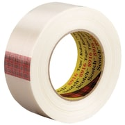 "3M™ Scotch  8916 Strapping Tape, 1 1/2"" x 60 yds., Clear, 24/Case (73189-1)"
