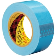"3M™ Scotch  8896 Strapping Tape, 2"" x 60 yds., Blue, 24/Case (42395-6)"
