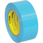 "3M™ Scotch  8898 Tensilized Poly Strapping Tape, 2"" x 60 yds., Blue, 12/Case (T917889812PK)"
