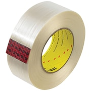 "3M™ Scotch  890MSR Strapping Tape, 2"" x 60 yds., Clear, 24/Case (74061-6)"