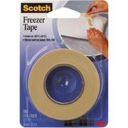 "3M™ Scotch  178 Freezer Tape, 3/4"" x 1000', Natural, 12/Case (T93417812PK)"