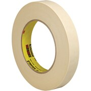 "3M™ Scotch  202 Masking Tape, 3/4"" x 60 yds., Natural, 6/Case (T9342026PK)"