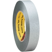 "3M™ Scotch  225 Masking Tape, 1"" x 60 yds., Silver, 36/Case (02829-8)"