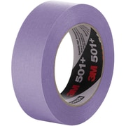 "3M™ 501+ Masking Tape, 1 1/2"" x 60 yds., Purple, 12/Case (T93650112PK)"