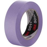 "3M™ 501+ Masking Tape, 1/2"" x 60 yds., Purple, 12/Case (T93350112PK)"