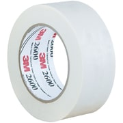 "3M™ 2600 Masking Tape, 2"" x 60 yds., White, 12/Case (T93726012PK)"